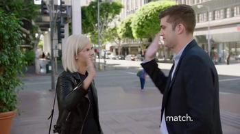 Match.com TV Spot, 'Match On the Street: Jordan More Mature' - Thumbnail 9