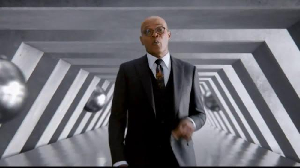 Capital One Quicksilver TV Commercial, 'Obstacles' Featuring Samuel L. Jackson