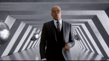 Capital One Quicksilver TV Spot, 'Obstacles' Featuring Samuel L. Jackson - 2939 commercial airings