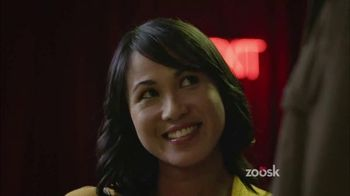 Zoosk TV Spot, 'Concession Stand' - 289 commercial airings