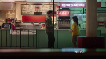 Zoosk TV Spot, 'Concession Stand' - Thumbnail 1