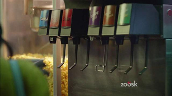 Zoosk TV Spot, 'Concession Stand' - Thumbnail 3