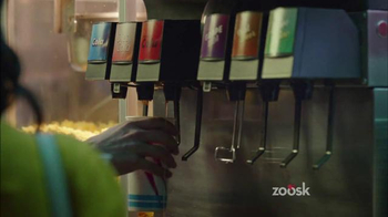 Zoosk TV Spot, 'Concession Stand' - Thumbnail 4