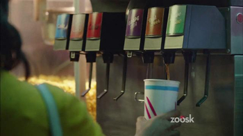 Zoosk TV Spot, 'Concession Stand' - Thumbnail 7