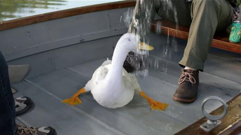 Aflac TV Spot, 'Holes in the Boat' - Thumbnail 5