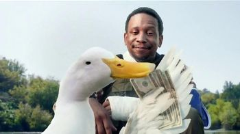 Aflac TV Spot, 'Holes in the Boat'