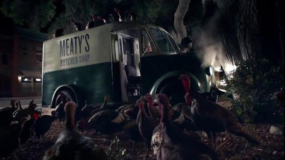 Farmers Insurance TV Commercial, 'Turkey Jerks' Featuring J.K. Simmons
