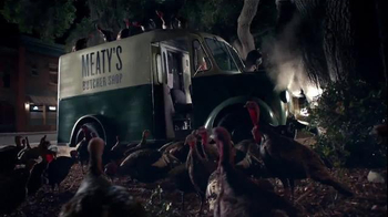 Farmers Insurance TV Spot, 'Turkey Jerks' Featuring J.K. Simmons