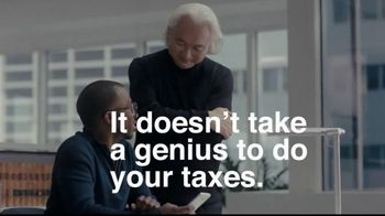TurboTax TV Spot, 'Michio Kaku Absolute Zero' - Thumbnail 10