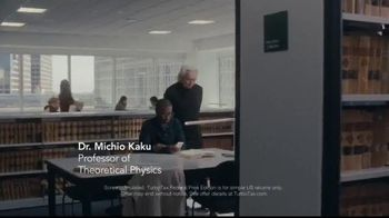 TurboTax TV Spot, 'Michio Kaku Absolute Zero' - Thumbnail 3