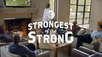AT&T TV Spot, 'Strongest of All Time' Featuring Bo Jackson - Thumbnail 1