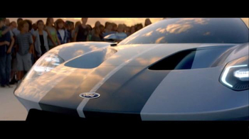 Ford GT TV Spot, 'Magnetic Power. By Design.' - Thumbnail 3