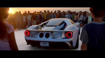 Ford GT TV Spot, 'Magnetic Power. By Design.' - Thumbnail 4