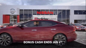 Nissan Holiday Event TV Spot, 'Still Time' - Thumbnail 7
