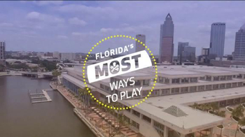 Visit Tampa Bay TV Spot, 'Florida's Most' - Thumbnail 3