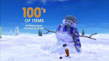 Ross Year-End Clearance TV Spot, 'Snowman' - Thumbnail 5