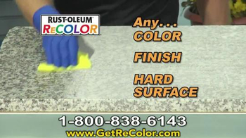 Wipe New Rust-Oleum ReCOLOR TV Spot, 'Stop Painting' - Thumbnail 4