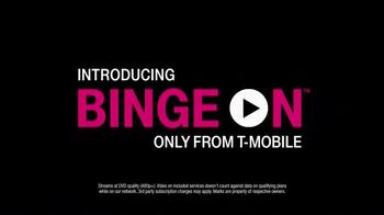 T-Mobile Binge On TV Spot, 'Burning Data' - Thumbnail 4