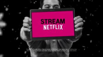 T-Mobile Binge On TV Spot, 'Burning Data' - Thumbnail 5