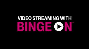 T-Mobile Binge On TV Spot, 'Burning Data' - Thumbnail 9