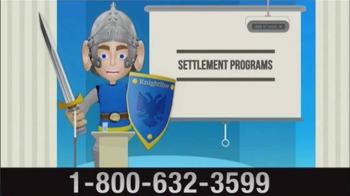 Knightline Legal TV Spot, 'Settlement Programs' - Thumbnail 1