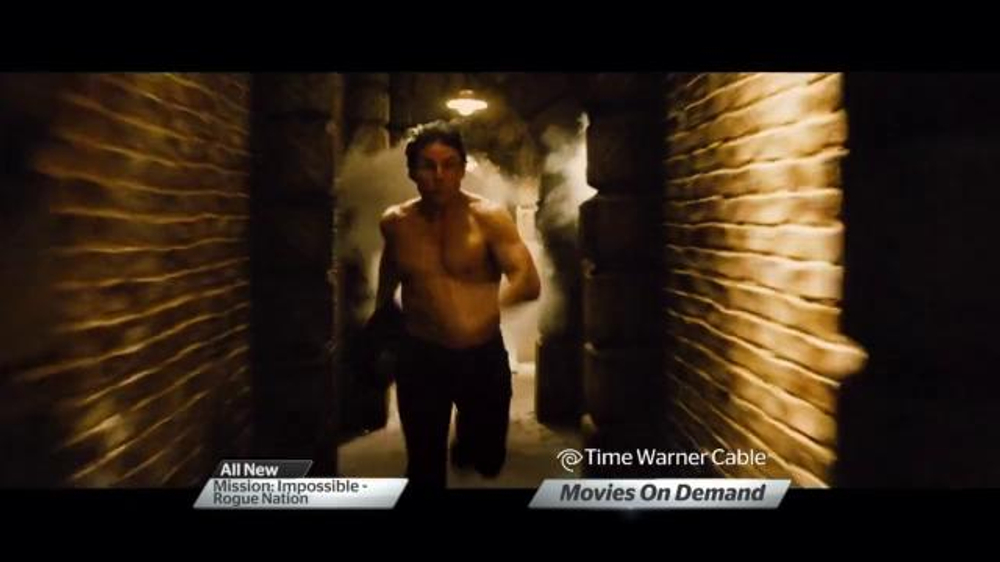 Time Warner Cable On Demand TV Commercial, 'Mission: Impossible - Rogue  Nation' - Video