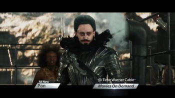Time Warner Cable On Demand TV Spot, 'Pan'
