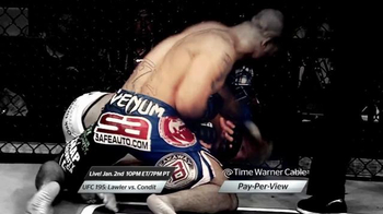 Time Warner Cable Pay-Per-View TV Spot, 'UFC 195: Lawler vs. Condit' - Thumbnail 4