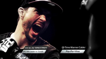 Time Warner Cable Pay-Per-View TV Spot, 'UFC 195: Lawler vs. Condit' - Thumbnail 7