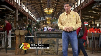 Bass Pro Shops TV Spot, 'Family-Friendly Events' - Thumbnail 1