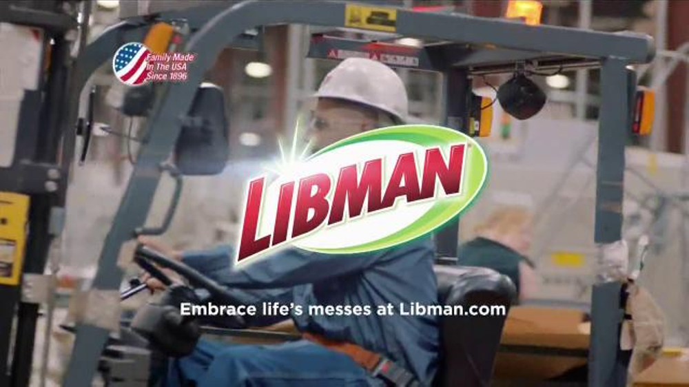 Libman Tv Commercial Live For The Moment Ispot Tv