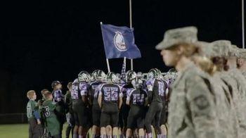 NFL Together We Make Football TV Spot, 'Play Like Bucky' Feat. Brett Favre - 43 commercial airings