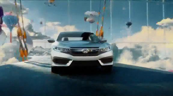 2016 Honda Civic TV Spot, 'The Dreamer' Song by Empire of the Sun - Thumbnail 6