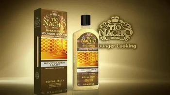 Tio Nacho Younger Looking Shampoo TV Spot, 'Royal Jelly' - Thumbnail 5