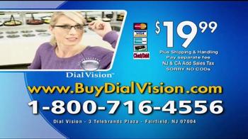 Dial Vision TV Spot, 'Adjust' - Thumbnail 8
