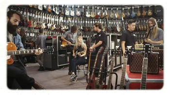 Guitar Center Holiday Savings TV Spot, 'They Can Choose' - 344 commercial airings