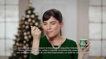 Dannon Activia TV Spot, 'Los días festivos' [Spanish] - Thumbnail 8