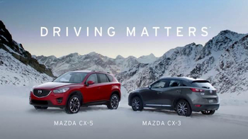 2016 Mazda CX-5 TV Spot, 'The Proposal: Driving Matters' - Thumbnail 8