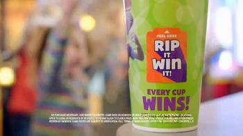 Chuck E. Cheese's TV Spot, 'Rip It, Win It!' - Thumbnail 5