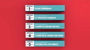 Golden Corral TV Spot, 'Desayuno' [Spanish] - Thumbnail 2