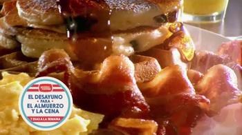 Golden Corral TV Spot, 'Desayuno' [Spanish] - Thumbnail 4