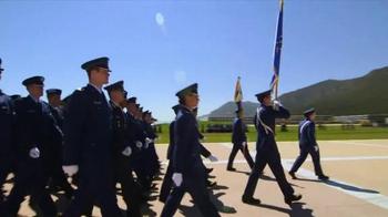 U.S. Air Force Academy TV Spot, 'Extraordinary Scholastic Record' - Thumbnail 5