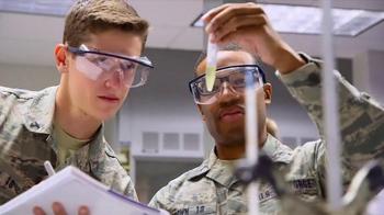 U.S. Air Force Academy TV Spot, 'Extraordinary Scholastic Record' - Thumbnail 7