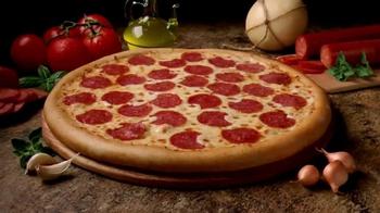 Little Caesars Pizza TV Spot, 'The Recipe: Lamination Is Forever' - Thumbnail 9