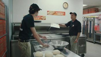 Little Caesars Pizza TV Spot, 'The Recipe: Lamination Is Forever' - Thumbnail 4