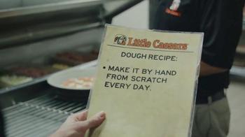 Little Caesars Pizza TV Spot, 'The Recipe: Lamination Is Forever' - Thumbnail 5