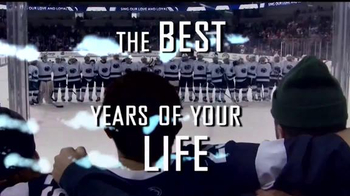 College Hockey, Inc. TV Spot, 'The Best Years of Your Life' - Thumbnail 5