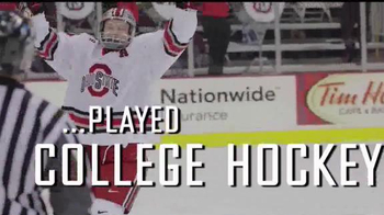 College Hockey, Inc. TV Spot, 'The Best Years of Your Life' - Thumbnail 2