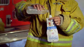 E-Hydrate Protein On-the-Go TV Spot, 'Clean and Natural Ingredients' - Thumbnail 3