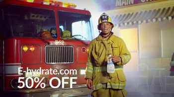 E-Hydrate Protein On-the-Go TV Spot, 'Clean and Natural Ingredients' - 53 commercial airings